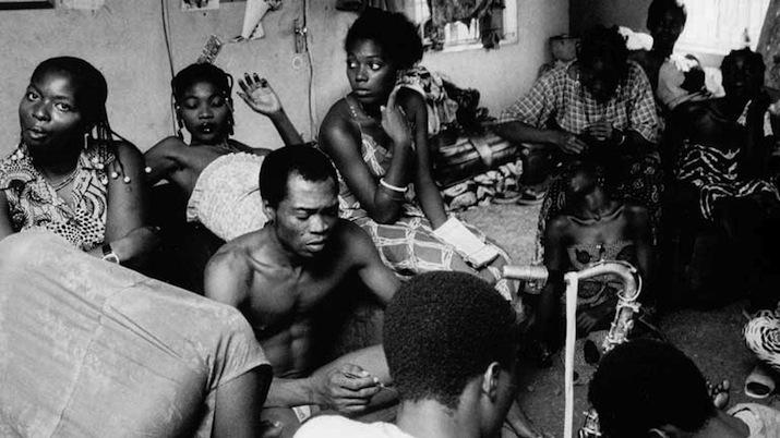 Ascoltare e ballare la musica di Fela Kuti