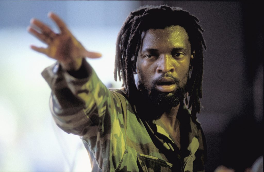 "Ascoltiamo ""Back to my roots"" del mitologico Lucky Dube"