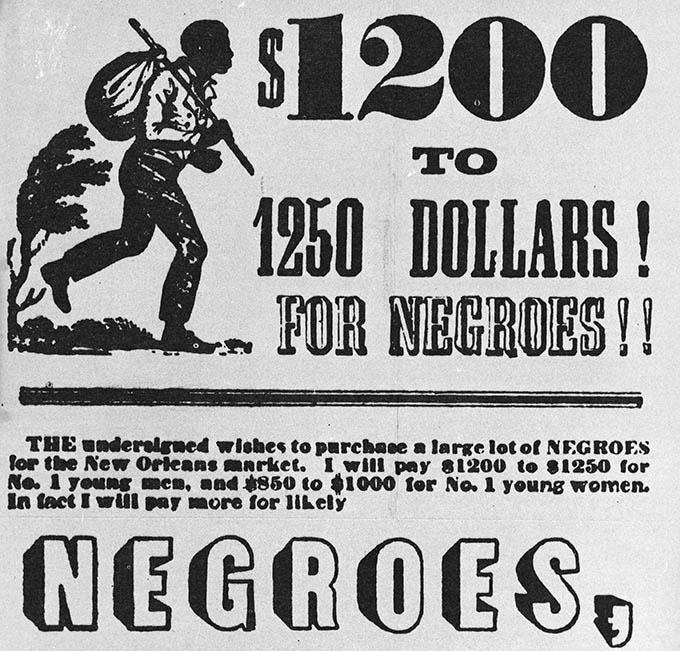 In giro troppi nostalgici della segregazione che sognano l'Alabama (ex culla del razzismo)