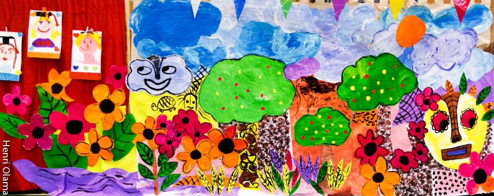 Divertirsi con la musica e le arti visive alla Scuola dell'Infanzia