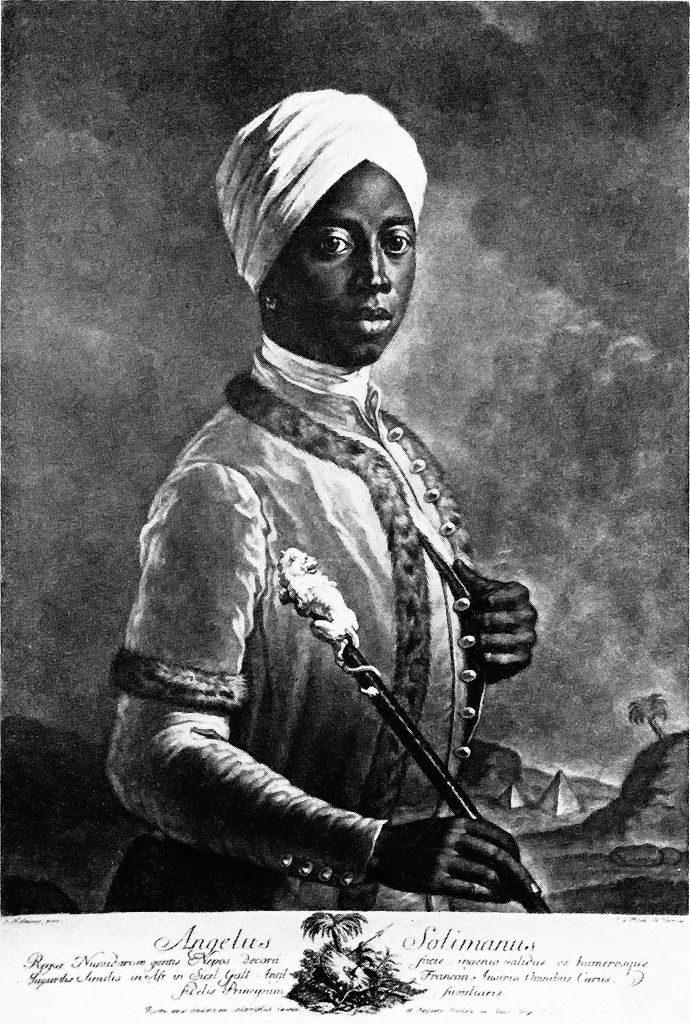 Ma chi era Angelo Soliman, il nero della Casa Mozart di Vienna?